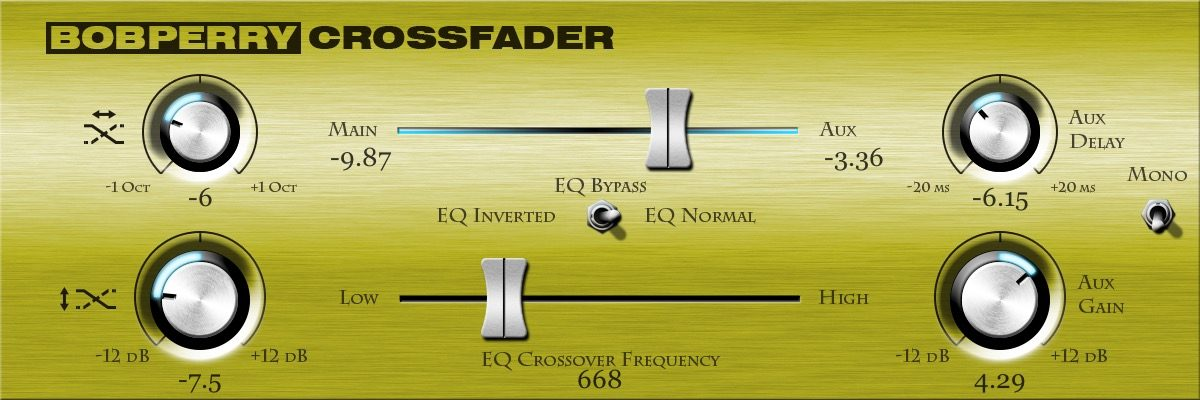 Bob Perry Crossfader