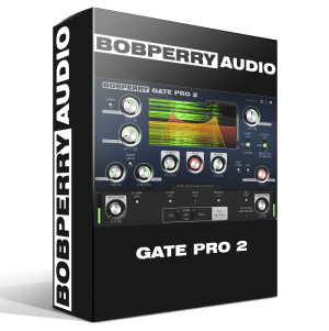 Bob Perry Gate Pro 2 Box Art