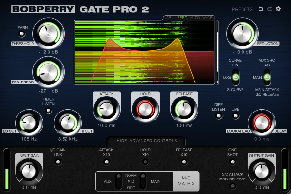Bob Perry Gate Pro 2 Screenshot