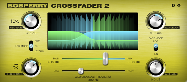 Bob Perry Crossfader 2