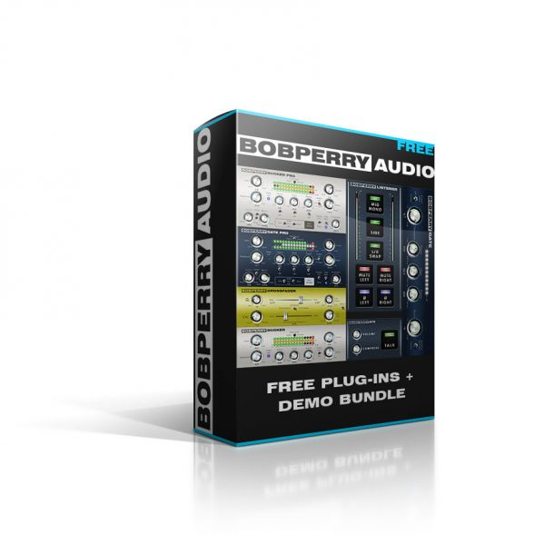 Bob Perry Free Plug-Ins and Demo Bundle
