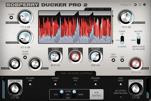 Bob Perry Ducker Pro 2